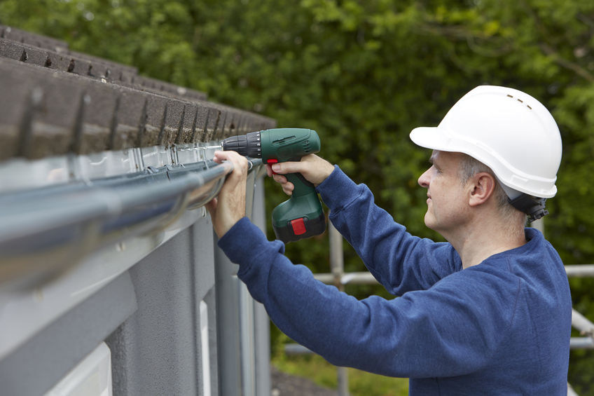Gutter Replacement in Hampton Roads