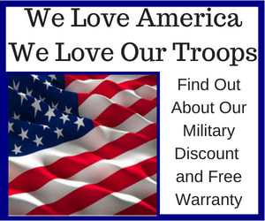 Military Roofing Discount