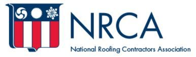 NRCA logo for AED Roofing and Siding who serves chesapeake