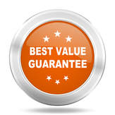 Best Value Guarantee logo for AED Roofing and Siding serving Chesapeake in the Hampton Roads, VA area