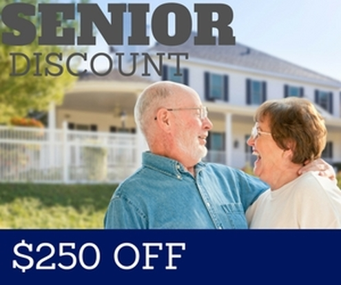 Roofing Senior Discount